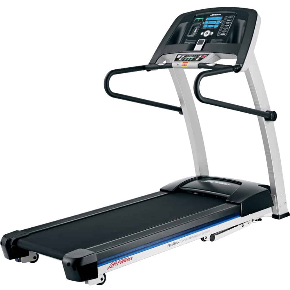 life fitness treadmill  F1 Smart Treadmill