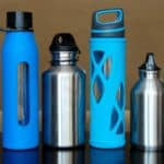 Several of the best water bottle models on the market